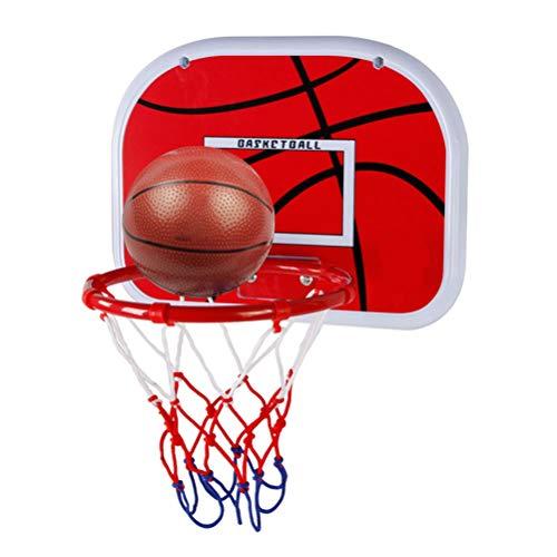 AGAWA Kids Basketball Hoop Set, 3 in 1 Basketball Set Portable Indoor Outdoor Sport Games for Kids, Best Gift for Baby Infant Toddler