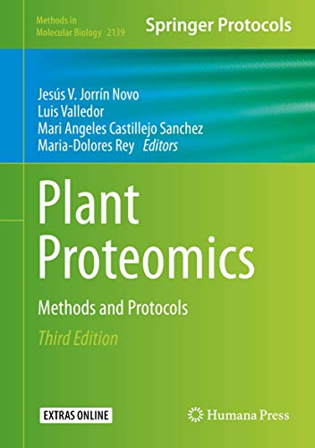 Plant Proteomics: Methods and Protocols