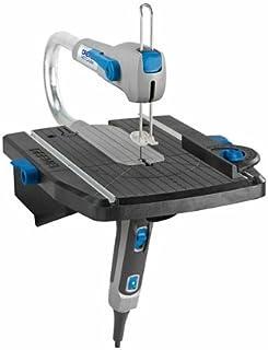 comprar comparacion Dremel Moto-Saw MS20 - Sierra de calar estacionaria, 70 W, sierra de calar eléctrica con 1 complemento y 5 accesorios
