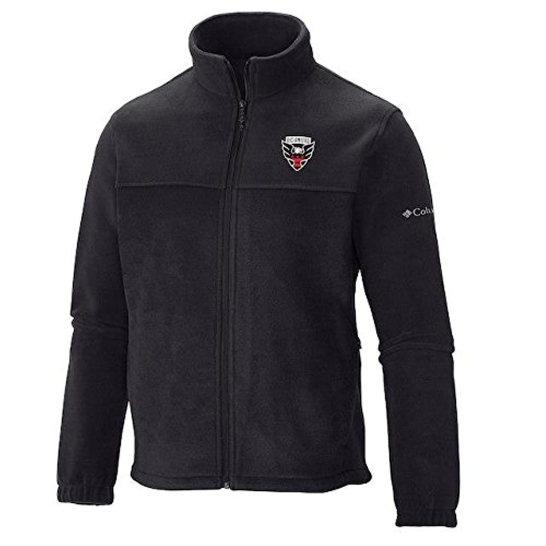 Columbia Columbia D.C. United Black Flanker Full-Zip Jacket スポーツ用品 【並行輸入品】