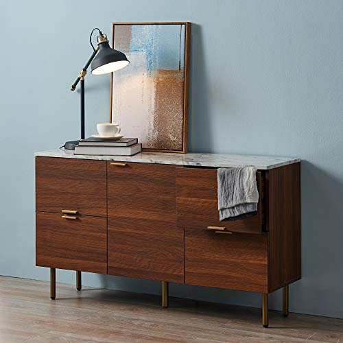Versanora Sideboard, Wood, 121.92x35.56x71.12