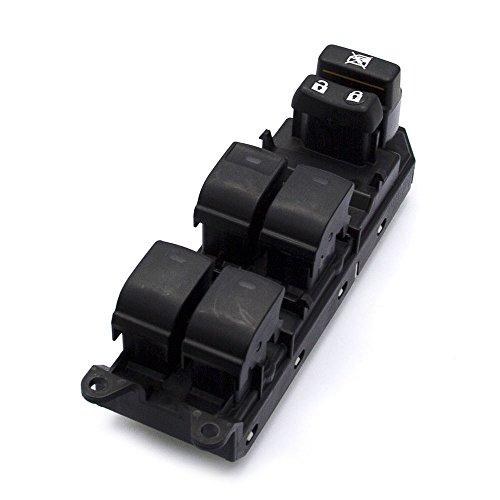 Interruptor de Ventanilla Control Izquierda Eléctrica Maestro para Toyota CAMRY 08-11 LAND CRUISER