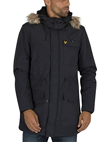 lyle scott parka