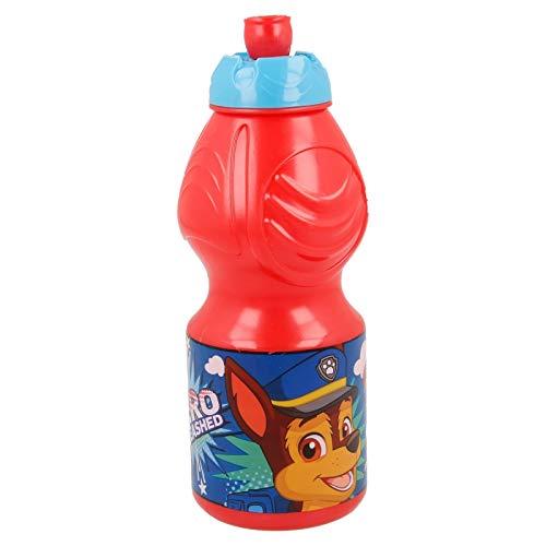 Patrulla Canina 2204; Botella Snack Capacidad Botella 400 ml,Producto de plástico; No BPA
