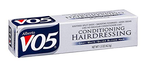 VO5 Conditioning Hairdressing Gray/White/Silver...