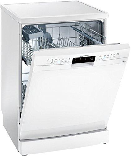 Siemens iQ300 SN236W01IE lavavajilla Independiente 13 cubiertos A+++ - Lavavajillas (Independiente,
