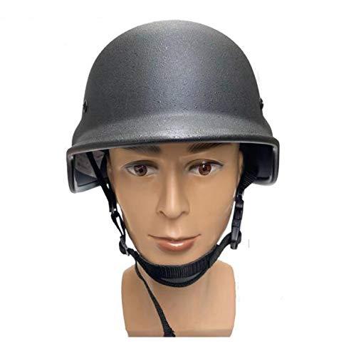 Casco táctico de acero balístico M88 a prueba de balas casco anti puñalada casco antidisturbios