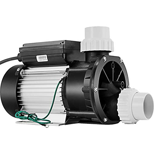 Happybuy Swimming Pool Pump 3/4 HP 110V Hot Tub Pump 0.75 Kw Water Circulation Pool Pump Spa Pump Above Ground Pool and Whirlpool Bath