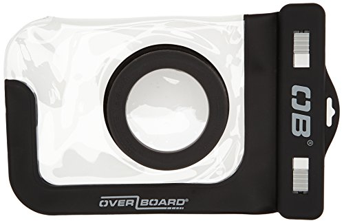 Overboard Sac Etanche Etui de Camera Zoom Lens Noir GTB1103