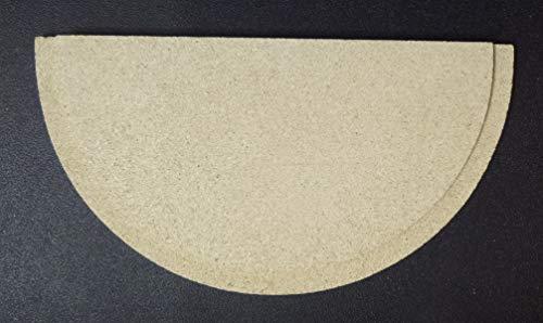 Zugumlenkung für Justus Faro Kaminöfen - Vermiculite - Passgenaues Kaminofen Ersatzteil