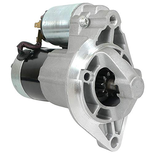NEW DB Electrical SMT0361 Starter For 4.0 4.0L Jeep Grand Cherokee 03 04 All / TK Series & Wrangler 03 04 05 06 with Manual Transmission / 56041012AE