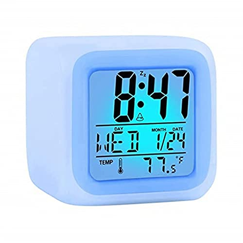 Radio Reloj Despertador Digital  marca YtmYAN