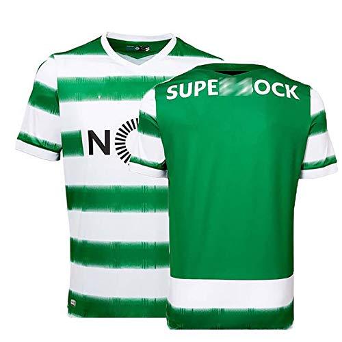CWWAP 20-21 Camiseta Deportiva de fútbol, Uniforme de fútbol Adulto, Equipo de Equipo de Equipo de Equipo de Club, Secado rápido y liviano XL