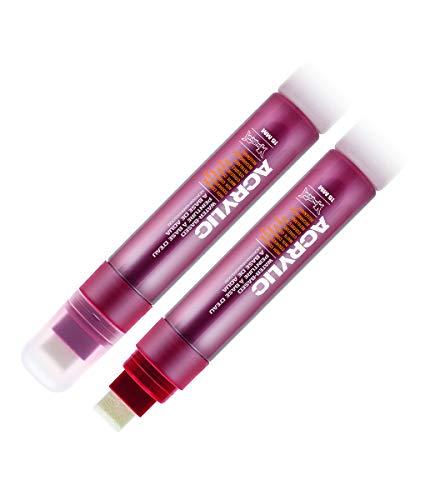 Montana Acrylic Paint Marker, 15mm, Standard Nib, Shock Kent Blood Red (045400)