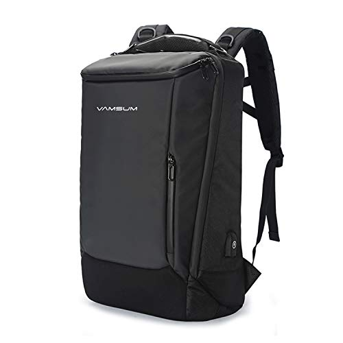 Vamsum Evoke 19TH Edition Anti-Theft 35 L Laptop Backpack (Black)