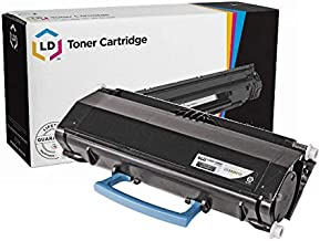 LD Remanufactured Toner Cartridge Replacement for Dell Laser 3330dn 330-5210 (Black)