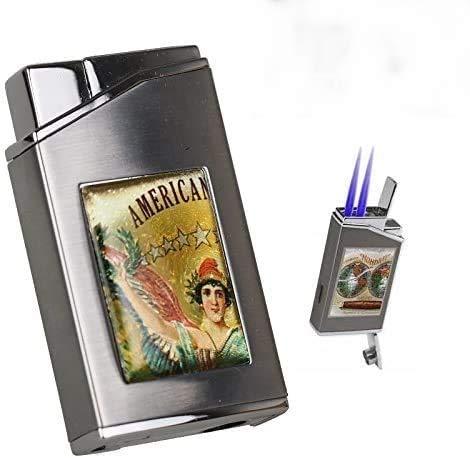 Lifestyle-Ambiente Lotus Feuerzeug Cuban Vista Collection American Glory