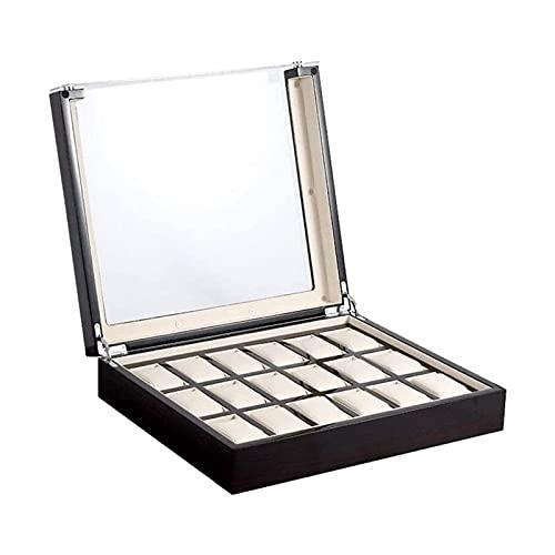 SSHA Portagioie Guarda e Gioielli Holder Boxes Watch Box Organizer Cuscinetto per Uomo e Donna Organizer Gioielli