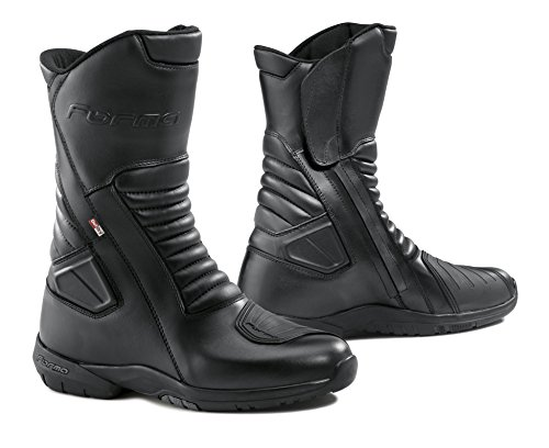 FORMA Stiefel Moto Jasper Outdry WP Eichzulassung CE, Schwarz, 38