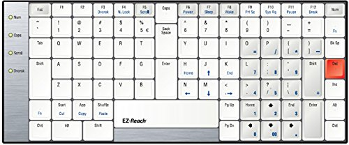 Our #9 Pick is the TypeMatrix 2030 Membrane Keyboard