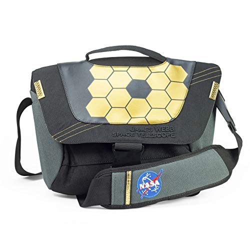 The Coop Nasa James Webb Space Teleskop Kuriertasche – nicht maschinenspezifisch