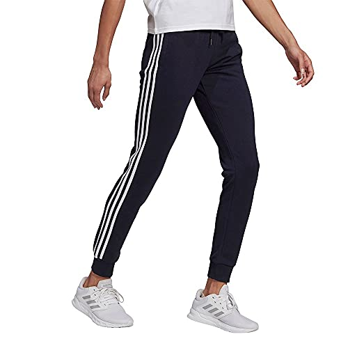 adidas GM8736 W 3S FT C PT Pantaloni Sportivi Donna Legend Ink/White XS