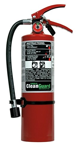 Ansul CLEANGUARD Fire Extinguisher (5 LB) FE05