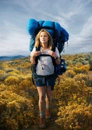 WILD - Reese Witherspoon – U.S Textless Movie Wall Poster Print - 43cm x 61cm / 17 Inches x 24 Inches A2