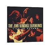 RHJJ Jimmy Hendrix Live in Ottawa Poster, coole Kunstwerke,