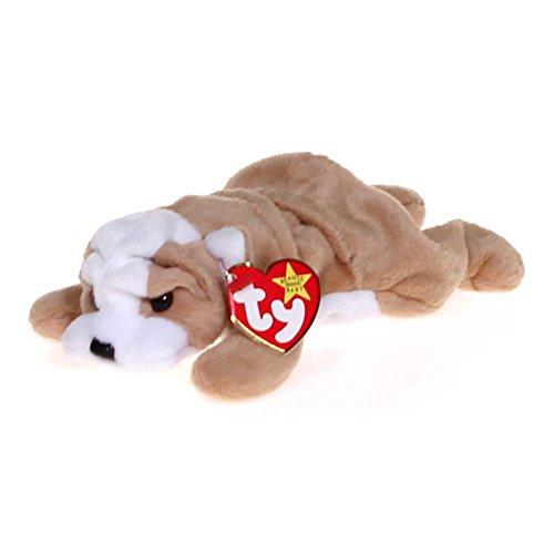 Wrinkles The Bulldog Beanie Baby