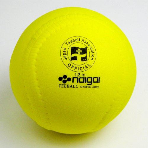 ナイガイNAIGAIライトボール 12インチ イエロー NGG-138134