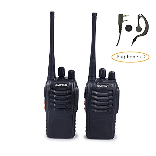 BAOFENG BF-888S Two-Way Radios (Pack of 2). Buy it now for 22.99