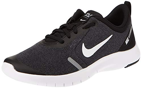 Price comparison product image Nike Boy's Flex Experience RN 8 Running Shoe Black / White / Cool Grey / Reflect Silver Size 6 M US