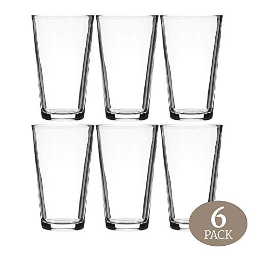 Element Drinkware Beer Glass Ounce