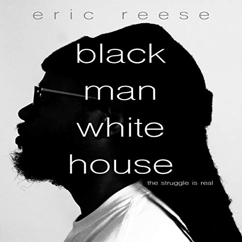 Black Man White House  By  cover art