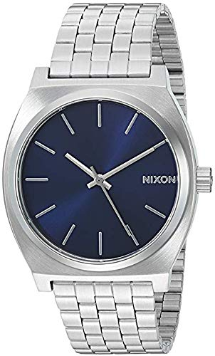 NIXON - TIME TELLER - BLACK Talla única Acciao Blu
