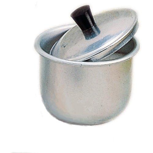 Glückskäfer Sucrier + couvercle en aluminium 530038