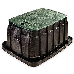 Rechteckige Box 505 x 370 x 305 mm Rainbird Rain Bird rechteckige Bewässerungsbox Artikelnummer des Herstellers: VBA02674 Maße: 50,5 x 37 x 30,5 cm Rain Bird Corporation ist ein großer internationaler privater Hersteller und Lieferant von Bewässerung...
