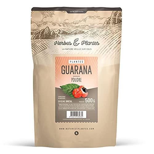 Guarana en poudre 500 gr