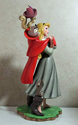 """Walt Disney Classics Collection (WDCC) Sleeping Beauty/Briar Rose, """"Once Upon a Dream"""""""