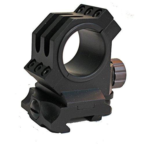 Noga 30mm / 25,4mm Ringe fit 20mm Weber/Picatinny Schiene Zielfernrohrmontage QD Schnellspanner für Jagd