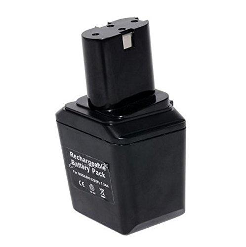 Gereedschap Sila vervangende accu gereedschap accu Bosch GBM 12VE 2607335014 2607335021 2607335180 Accu Battery Battery Bateria Acku