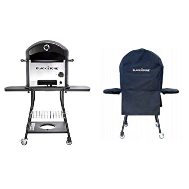 Blackstone Outdoor Pizza Oven for Outdoor Cooking with Cover