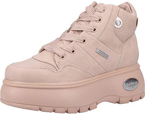 Dockers by Gerli Women's Hi-Top Trainers, Pink Rosa 760, 10
