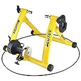 XJZSD Fahrradtrainer, Heimtrainer Fahrrad Rollentrainer, Indoor Haushalt Fahrrad Roller Plattform,...