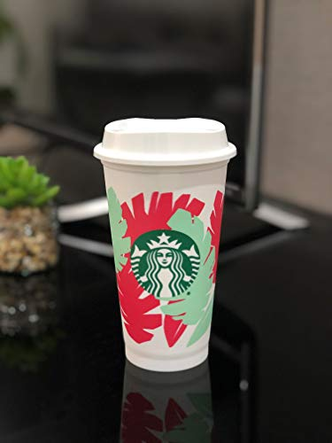 Starbucks Wiederverwendbare Reise-Kaffeetasse To Go, 473 ml Grande