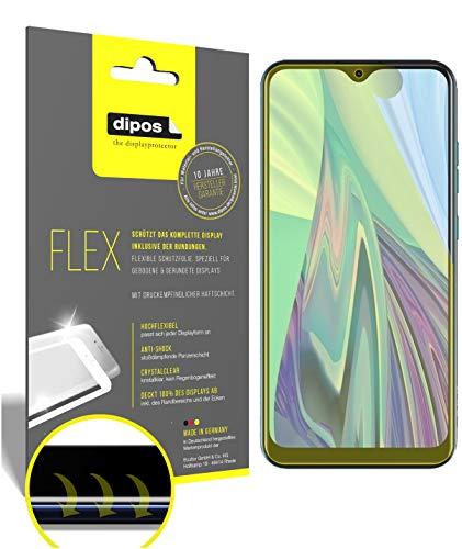 dipos I 3X Protector de Pantalla Compatible con Hisense F30s - Cobertura 100% para Pantalla I 3D Full Cover láminas Protectoras