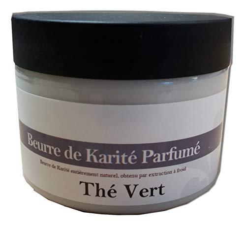 Storepil - Thé vert Beurre de karité pot de 150 ml.