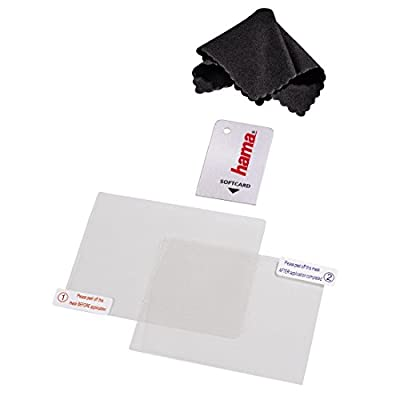 Hama Screen Protector Set for Nintendo New 3DS XL