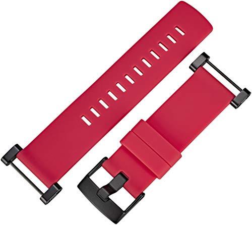 Suunto Core Standard Strap Correa para Relojes, Unisex, Rojo, Talla Única